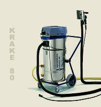 Profesionální čistící systém KRAKE 80